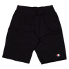 Champion Reverse Weave Cutoff Shorts (Black)