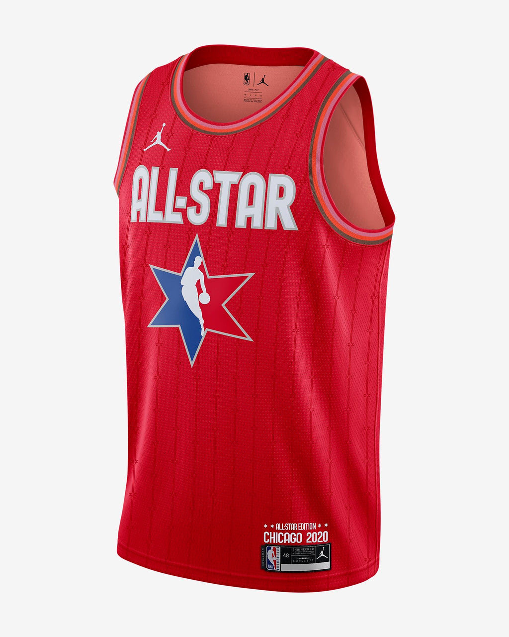 Jordan NBA All Star Swingman jersey - Lebron James - CJ1063-657