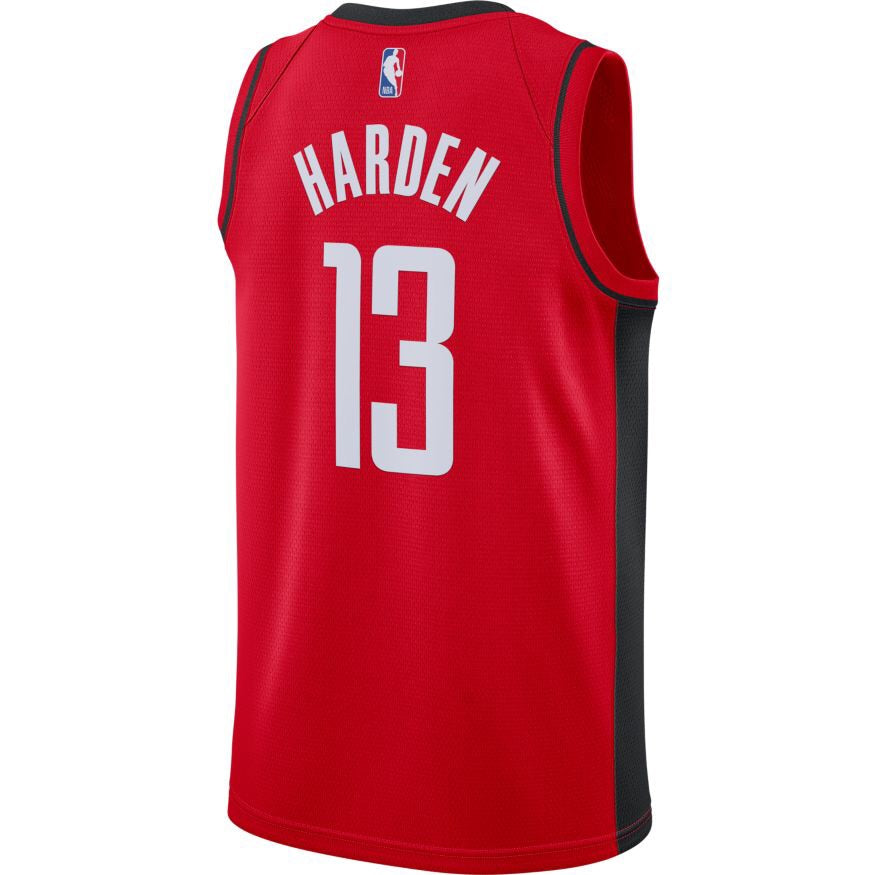 James Harden Icon Edition Swingman Jersey Rockets (19/20) BV7992-657