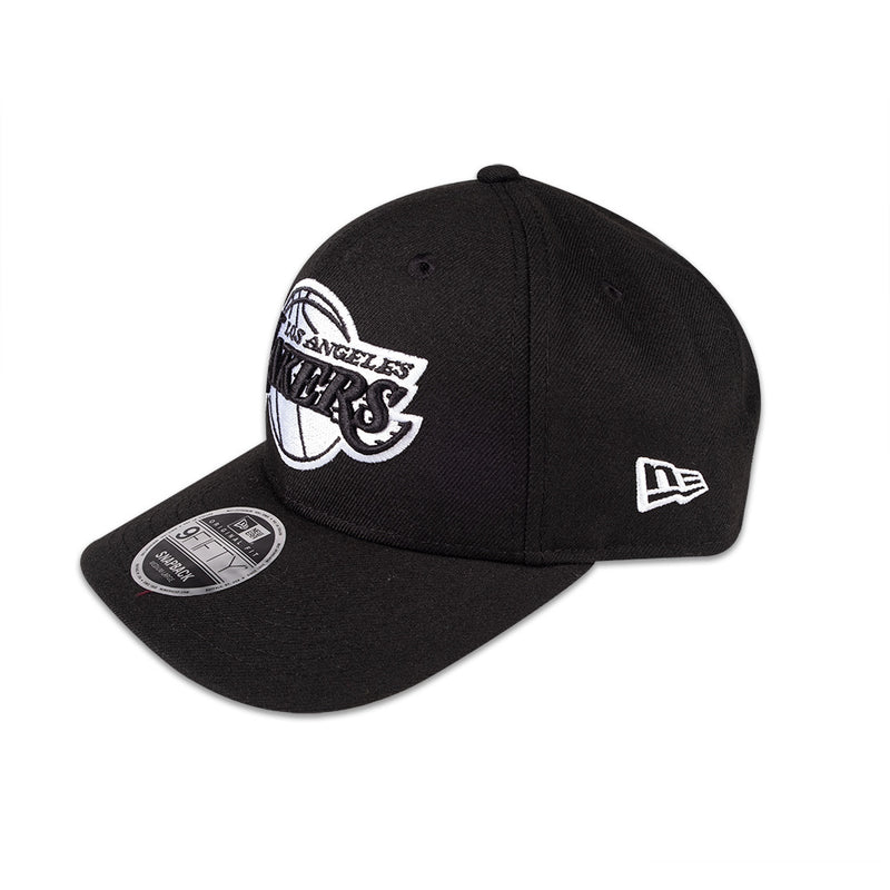 New Era 9Fifty 2020 BW LA Lakers