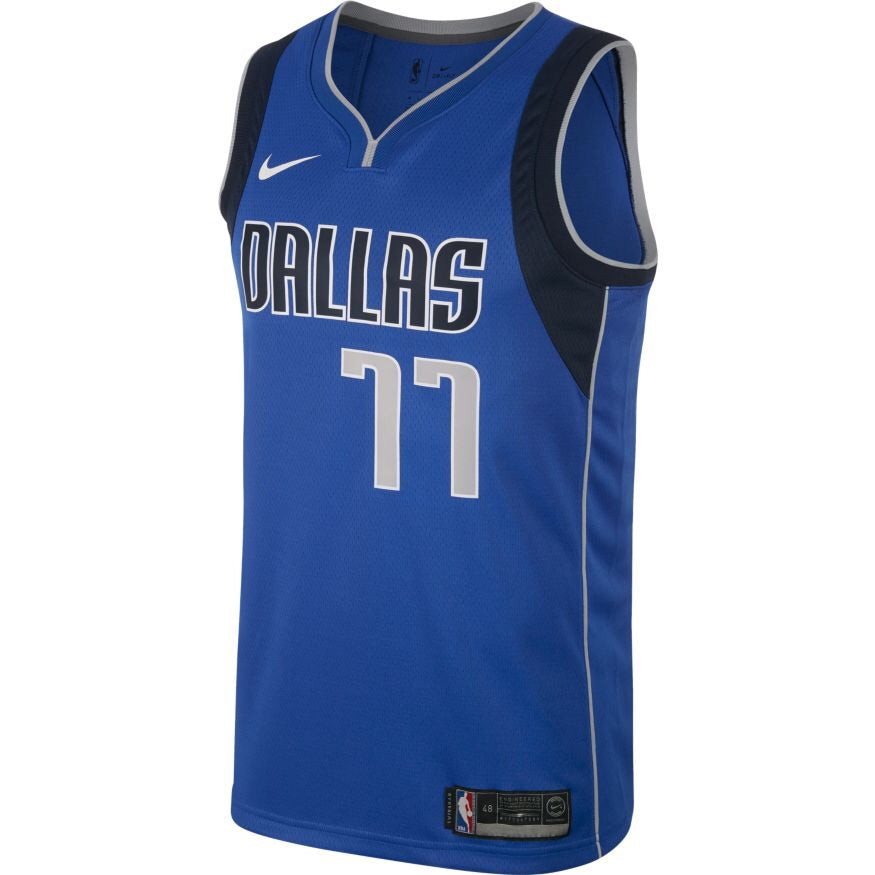 Luka Doncic Icon Edition Swingman Jersey Dallas (19/20) -864469-487