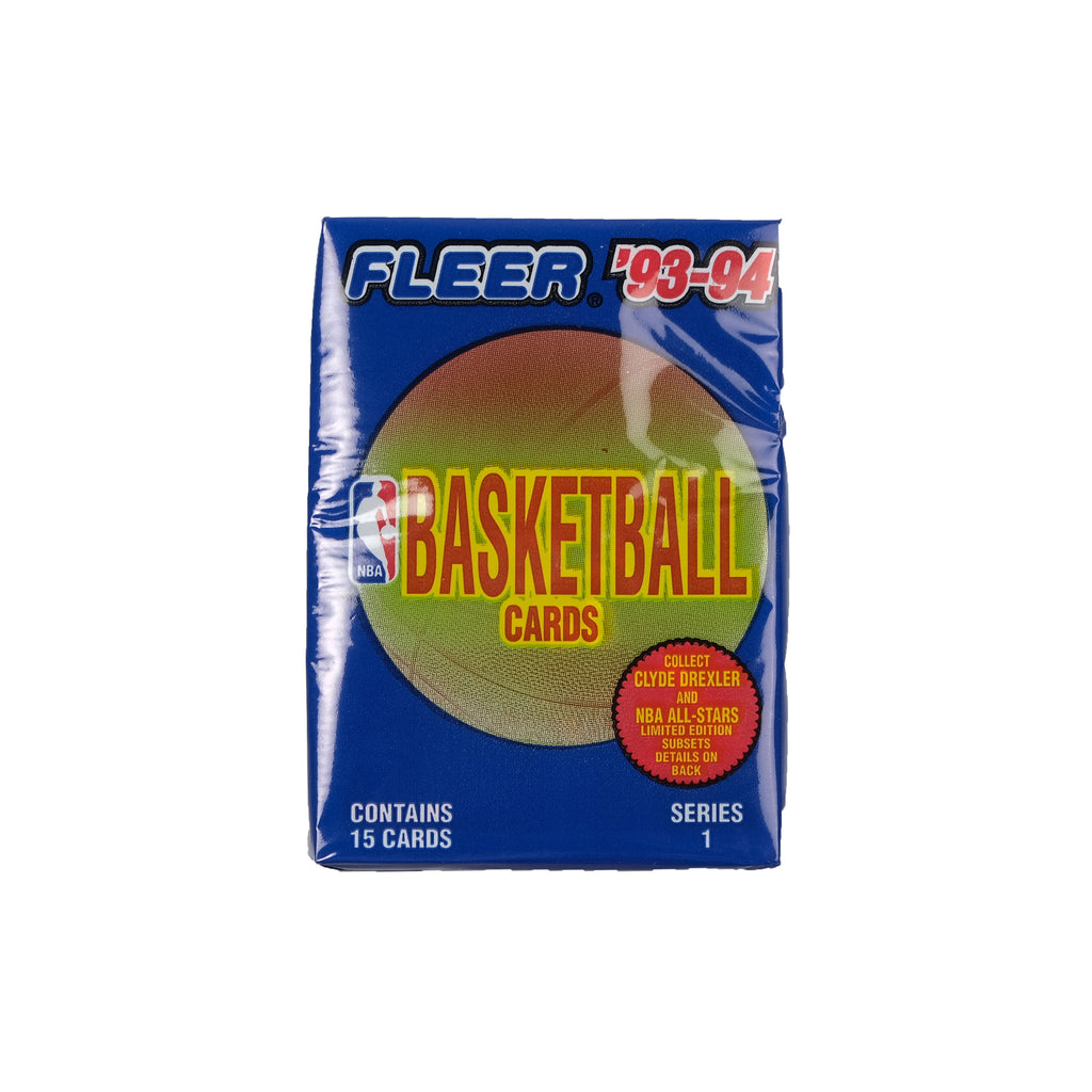 Fleer 1993/94 Series 1 Basketball Cards