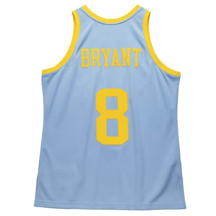 Los Angeles Lakers 2001/02 Kobe Bryant Authentic Jersey (MPLS ...