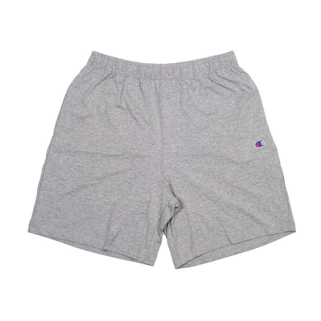 Champion C Logo Jersey Short - Grey