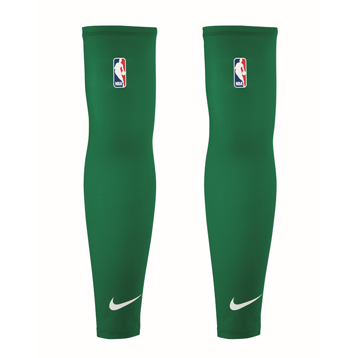 Nike NBA On Court Shooter Sleeves - Clover Green