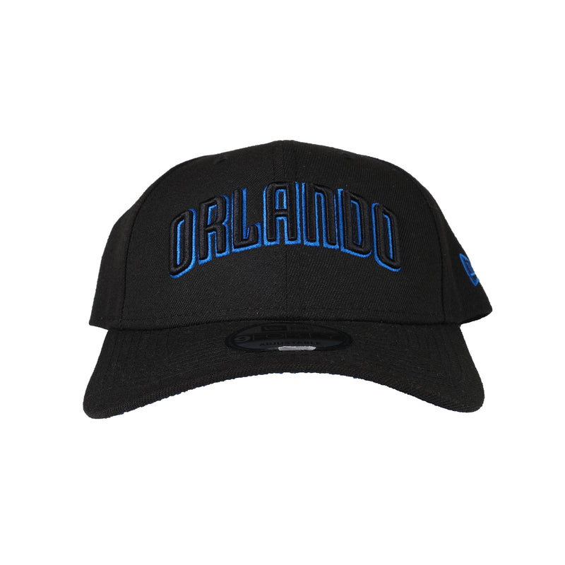 NE 9Forty SnapBack BLK/TEAM (Orlando Magic)