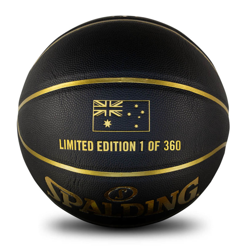 Spalding Australian Boomers Limited Edition Basketball