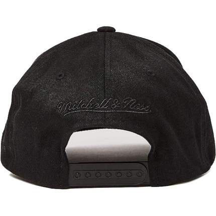 M&N 110 Tonal Jersey 6 Panel - Clippers