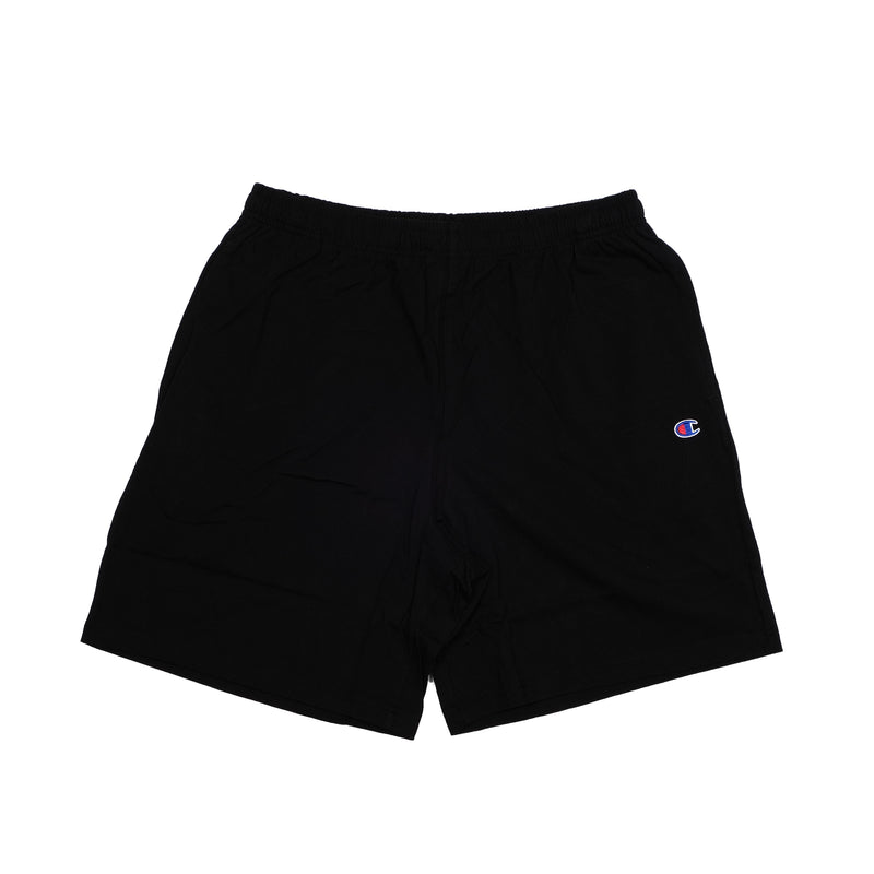 Champion C Logo Jersey Short - Black