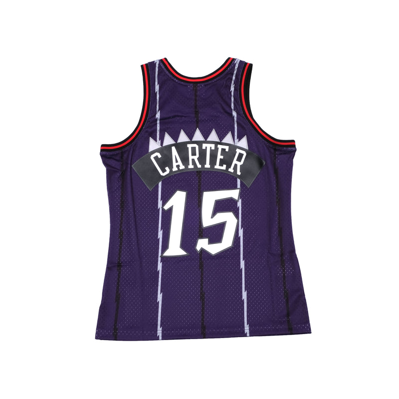 Vince Carter Hardwood Classic Purple Jersey 1998/99 (Toronto Raptors) New Cut
