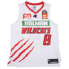 Champion Perth Wildcats 20/21 Authentic Away Jersey - Mitch Norton