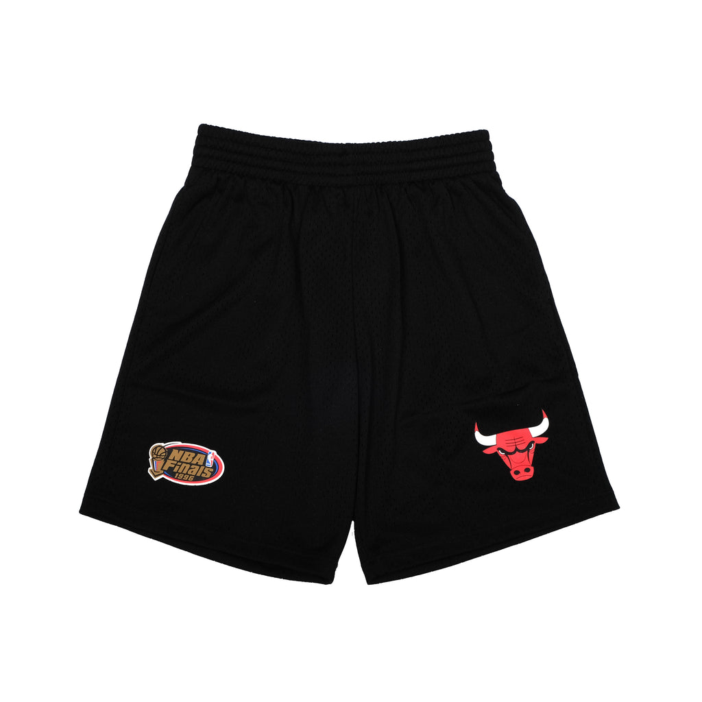 NBA Team Mesh Short (96 Bulls)