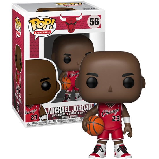 Pop Vinyl NBA Michael Jordan (Rookie)