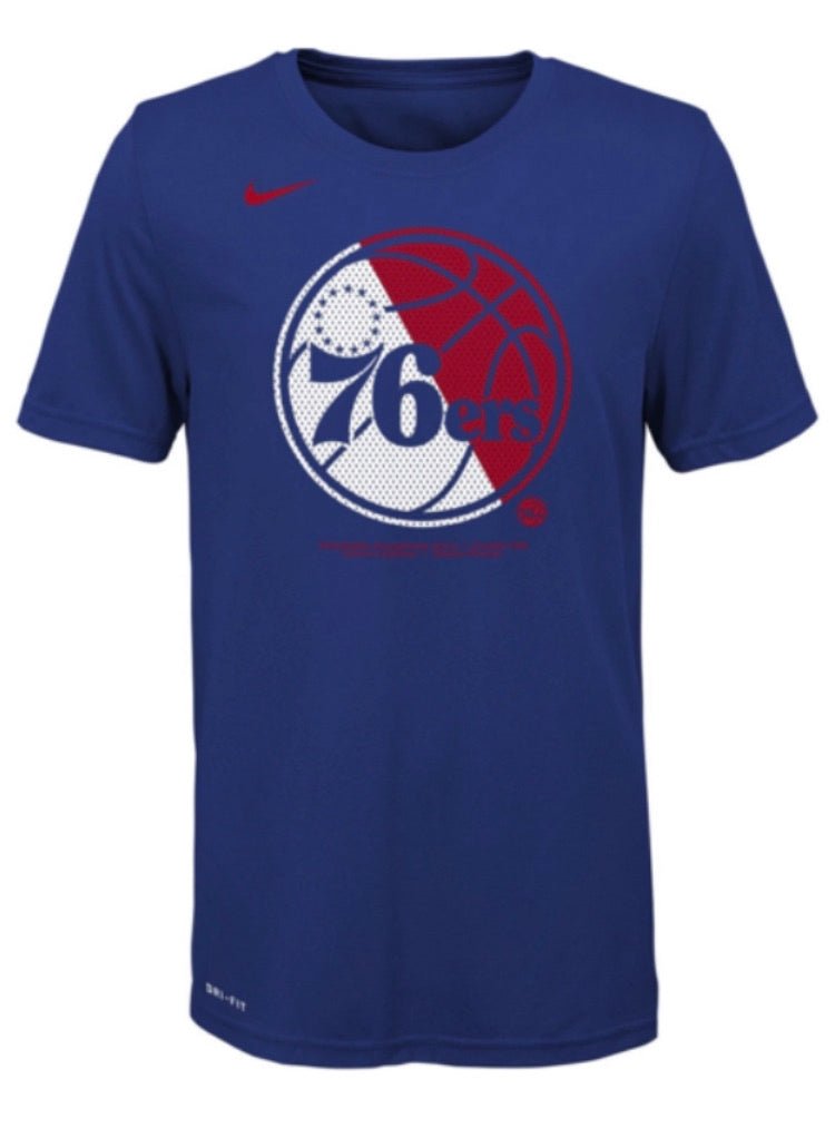 Youth Nike NBA Logo Tee (76ers)