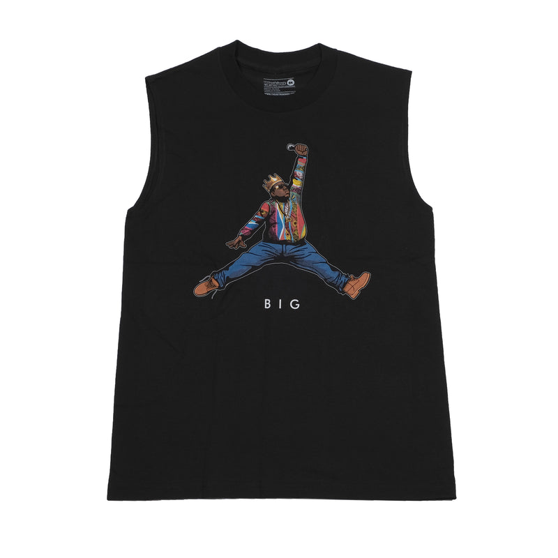 Retro Kings Biggie Jumpman Muscle Tee