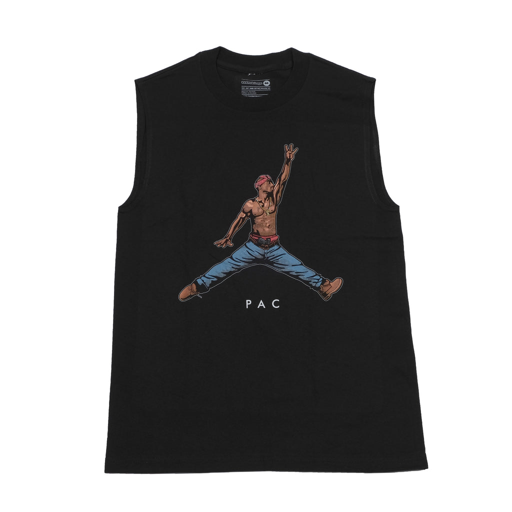 Retro Kings Tupac Jumpman Muscle Tee