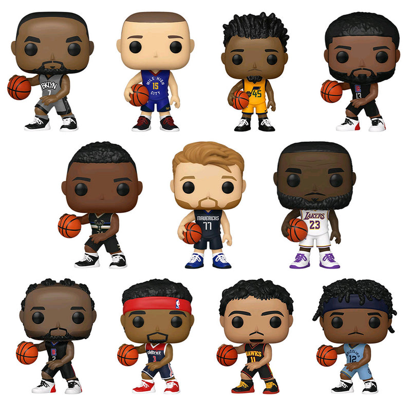 Pop Vinyl NBA Series 6