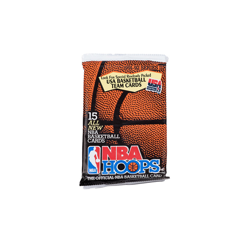 NBA Hoops 91/92 Series 2