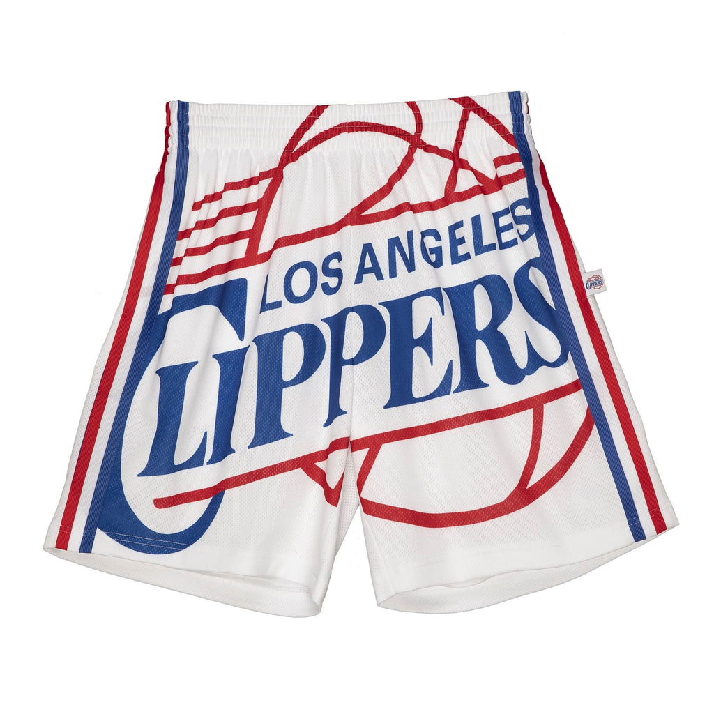 NBA Blown Out Shorts - Los Angeles Clippers
