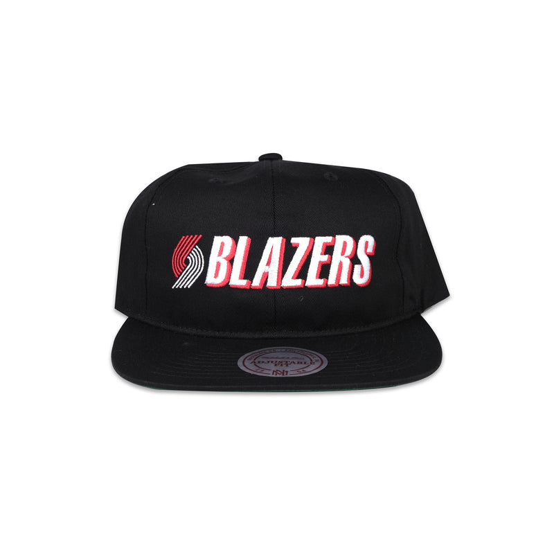 M&N Team Logo Deadstock - Portland Trailblazers