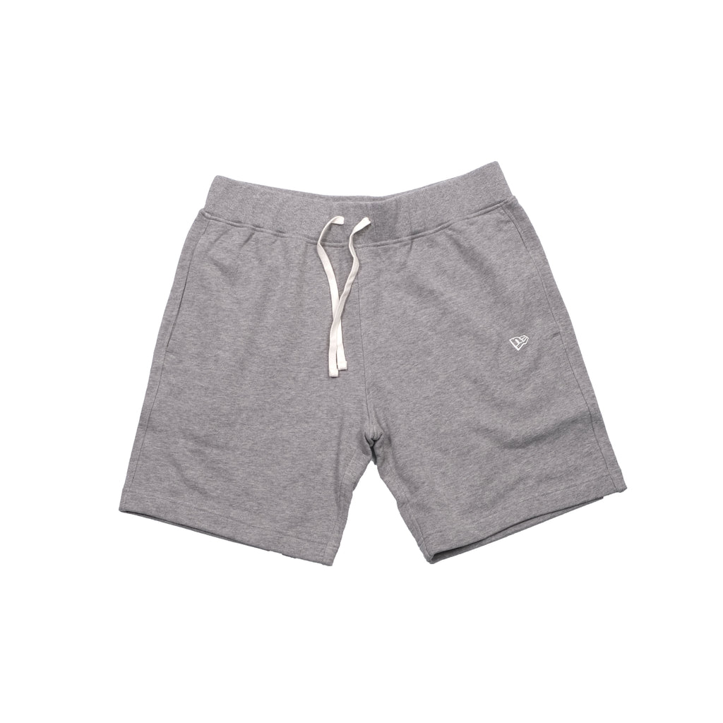 New Era Flag Essential Short Grey