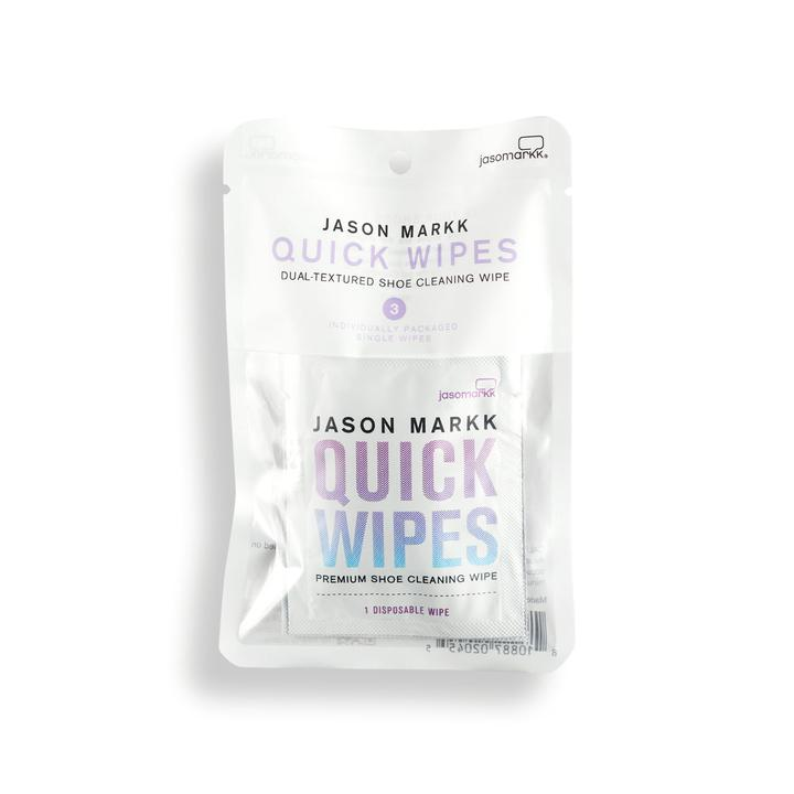 Jason Markk Quick Wipes 3pk