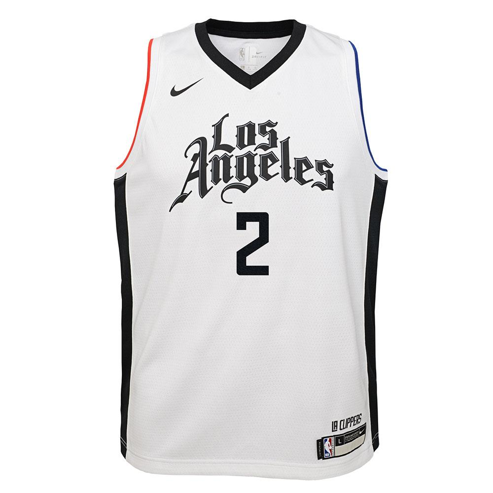 Youth City Edition Swingman Jersey - 19/20 (Clippers/Leonard)
