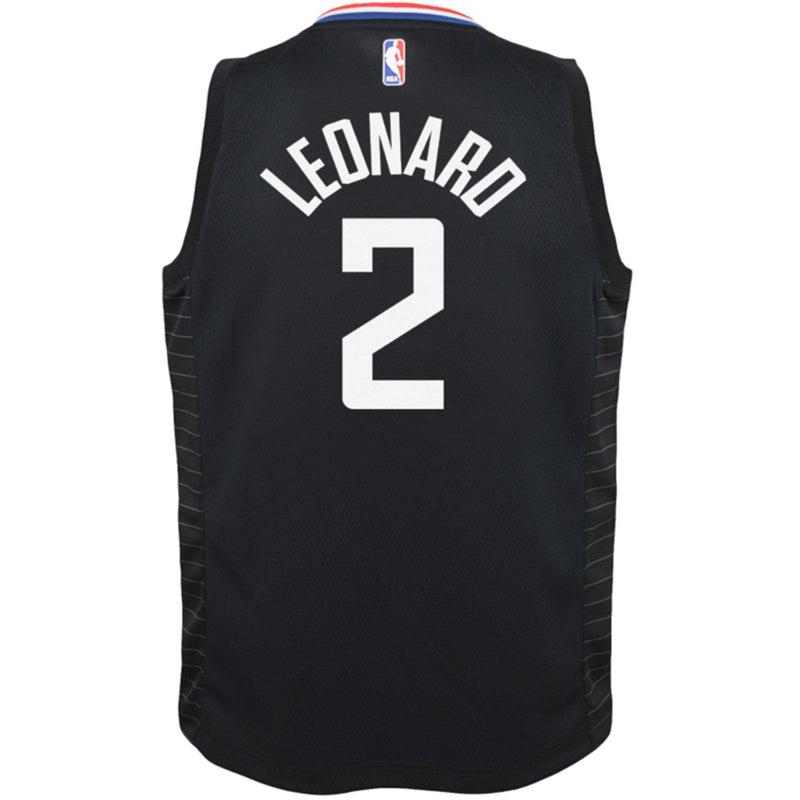 Youth Kawhi Leonard Statement Jersey (Clippers)