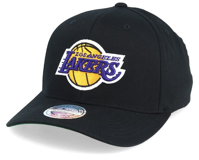 M&N SB 110 Logo Black/Team Colour - Lakers