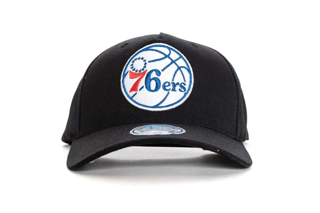 M&N SB 110 Logo Black/Team Colour - 76ers
