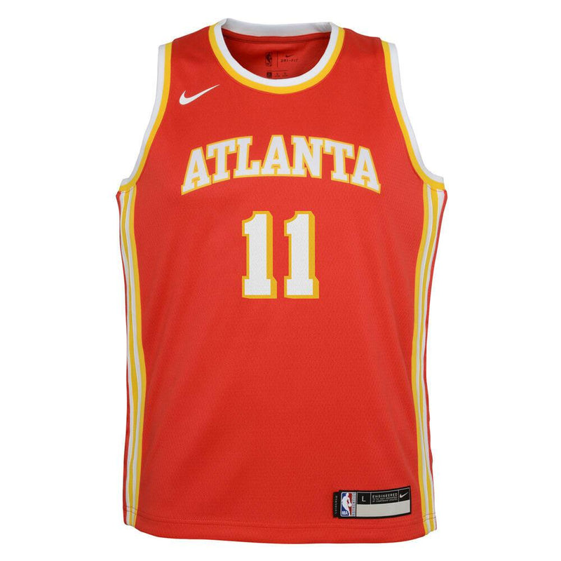 Youth Trae Young Icon Swingman Jersey (Atlanta Hawks)