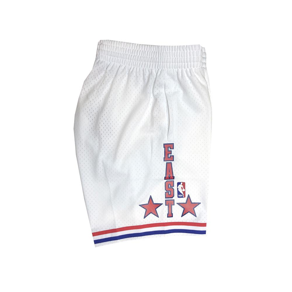 Hardwood Classic Swingman Eastern All Star Short 88 (White)