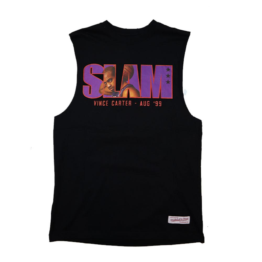 Mitchell & Ness Slam Muscle Tee (Vince Carter)