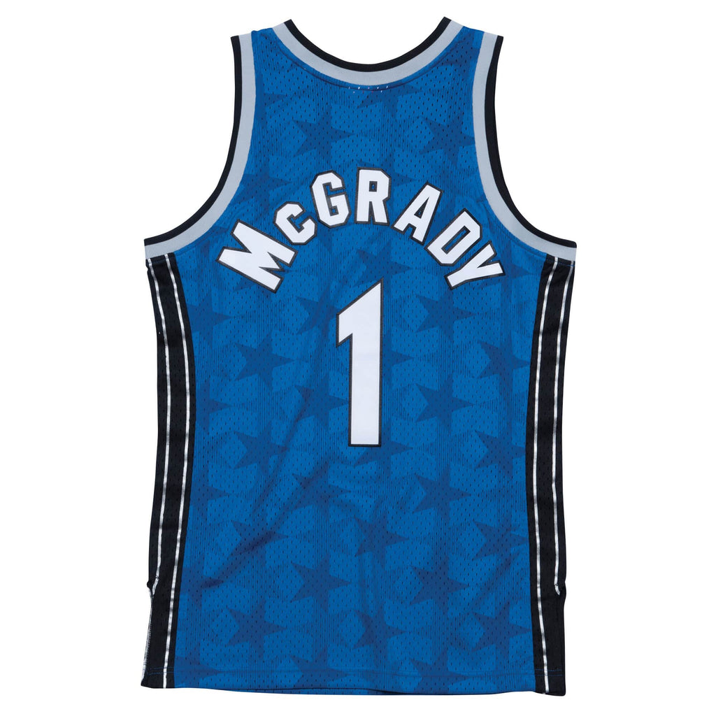 Tracy McGrady Hardwood Classic Jersey (00-01 Magic Blue)