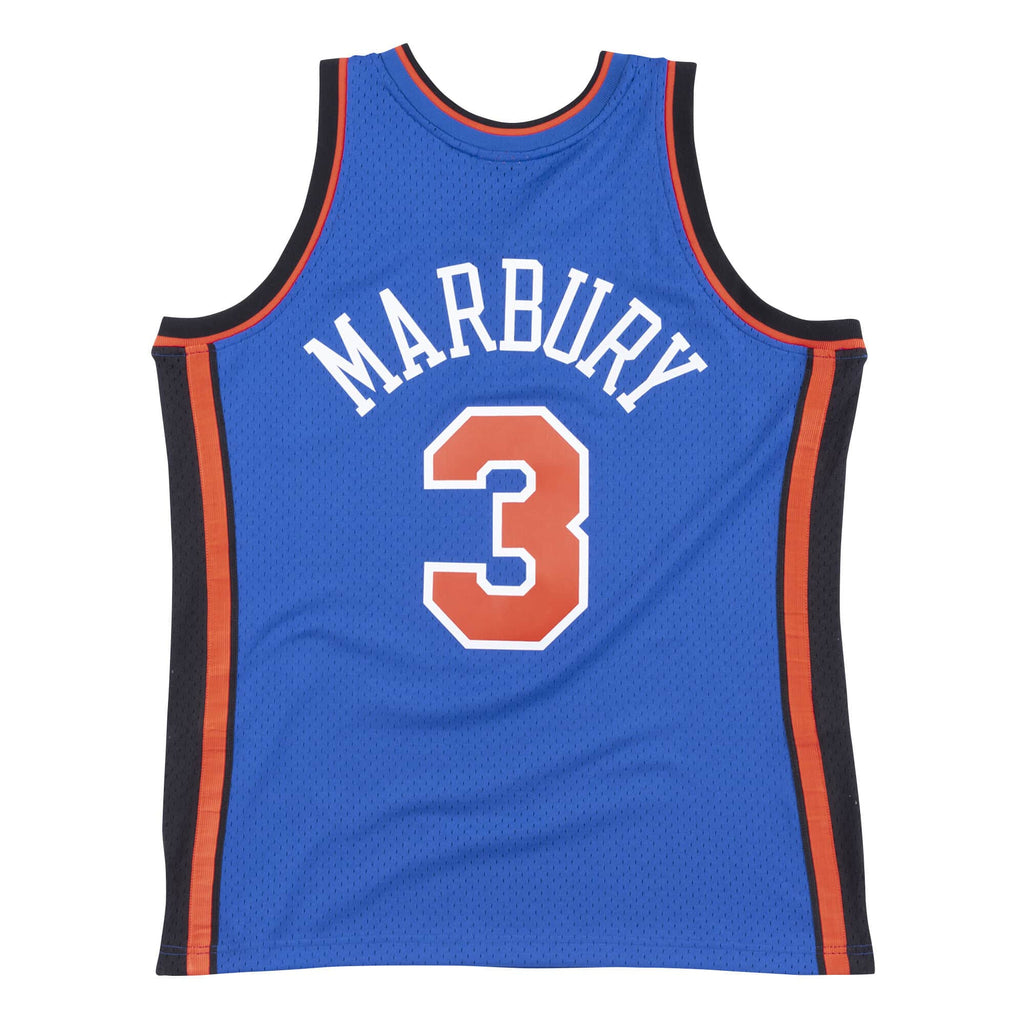 Stephon Marbury Hardwood Classic Jersey (05-06 Knicks Blue)