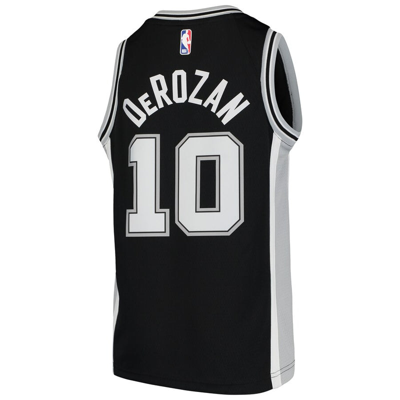 YOUTH DeMar DeRozan Icon Swingman Jersey (San Antonio Spurs)