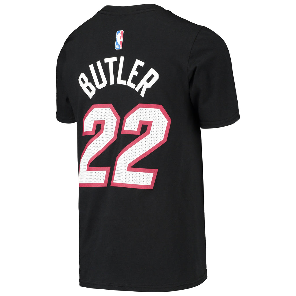 YOUTH Jimmy Butler 19/20 Icon N&N Tee (Heat)