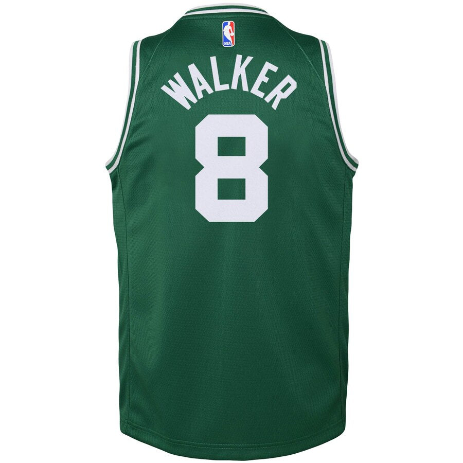 Youth Kemba Walker Boston Celtics Icon Jersey