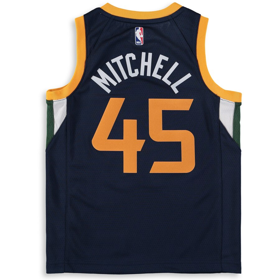 YOUTH Donovan Mitchell Icon Swingman Jersey (Utah Jazz)