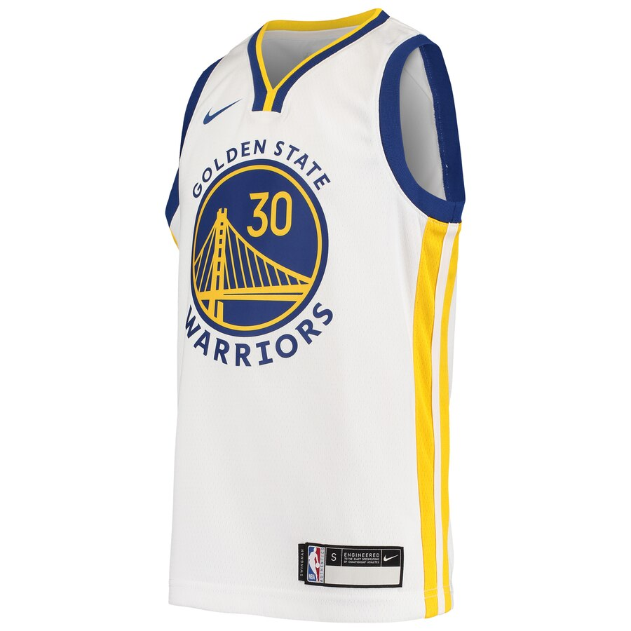 YOUTH Stephen Curry Association Swingman Jersey (Warriors)