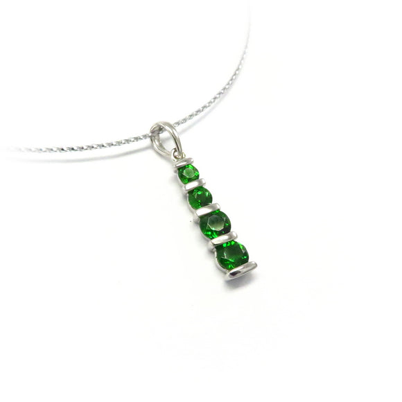 HG21.11 Chrome Diopside Pendant