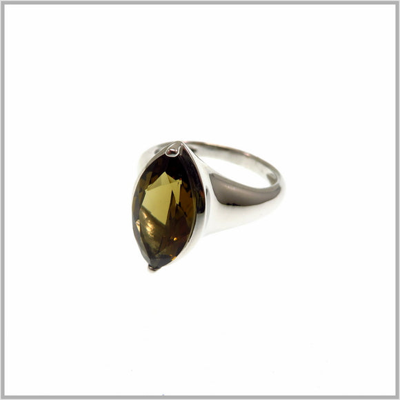HG28.45 Golden Citrine Ring