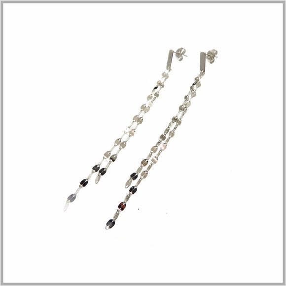 PS9.63 Silver Dew Drop Earrings