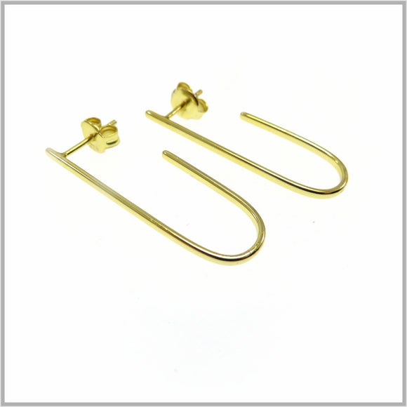 PS9.76 Gold Hook Earrings