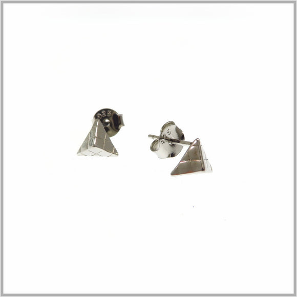 TY1.6 Miniature Pyramid Earrings