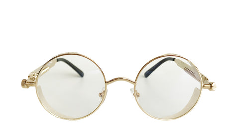 YSL inspired side shield glasses