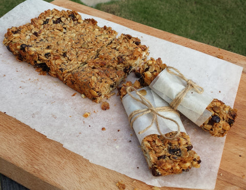 The Early Bird granola bars