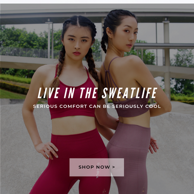 livlola sweatlife activewear