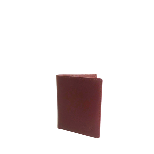 VERTICAL BIFOLD WALLET
