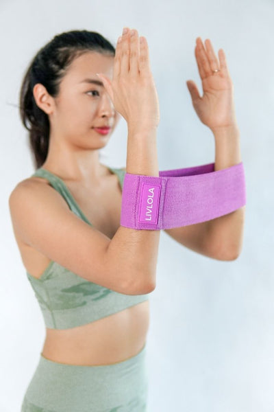 Short Resistance Hip Band (Any 2)